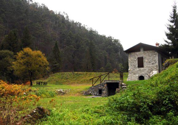 Museo Antichi Mestieri: Il Mulino ad Acqua